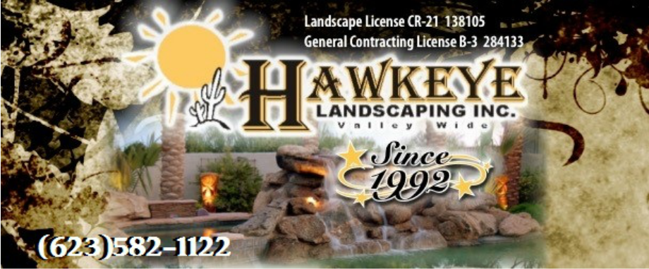 Hawkeye Custom Landscaping