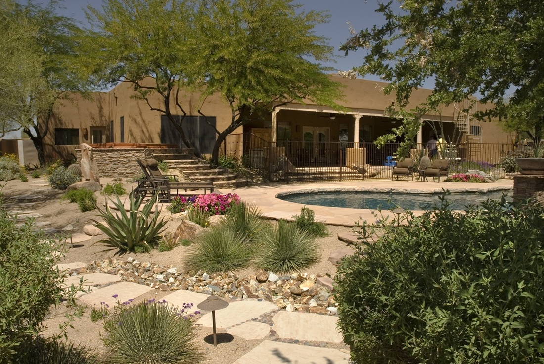 17 amazing landscapers in gilbert az ideas landscape ideas for Custom landscaping